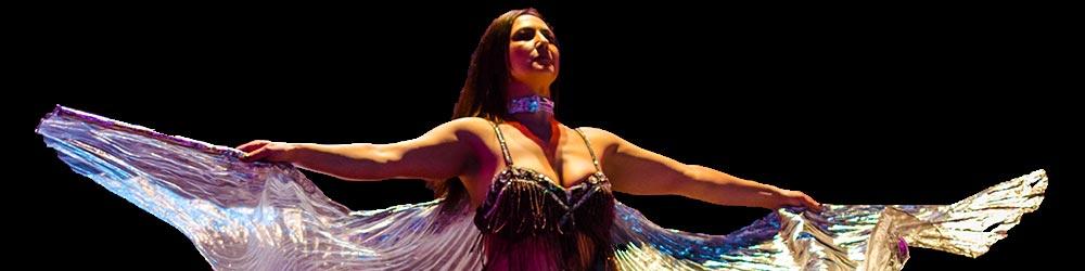 Clases de Coreografía Danza Oriental en Cerdanyola