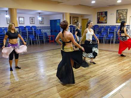 Talleres de Danza Julio 2018