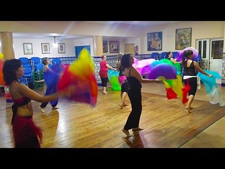 Talleres de Danza del Vientre Julio 2015